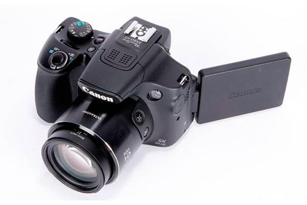 Camara fotografica compacta ultrazoom para fotografia de naturaleza