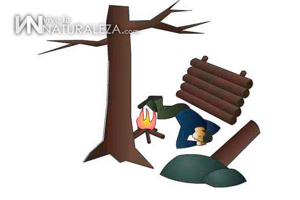herramientas primitivas para producir fuego