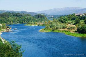 Enclave natural privilegiado en la localidad de La Guarda. Paraíso de ornitólogos y de amantes de la naturaleza