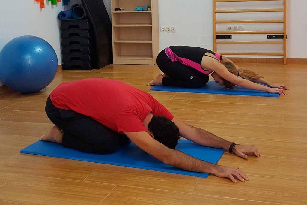 ejercicios de stretching