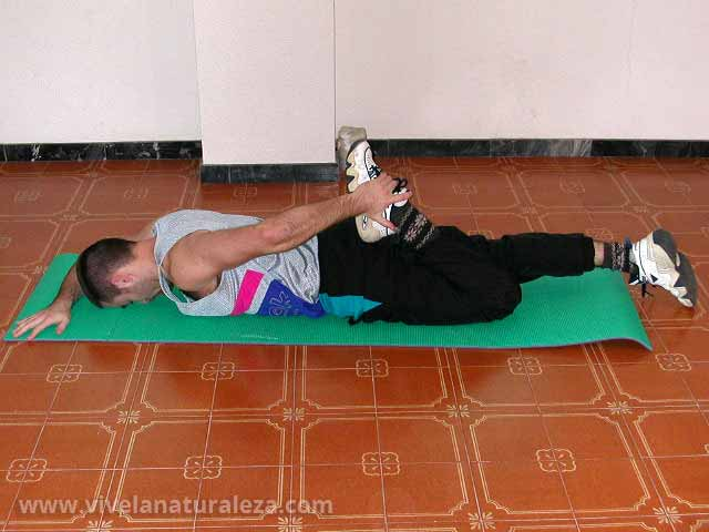 Ejercicio de flexibilidad