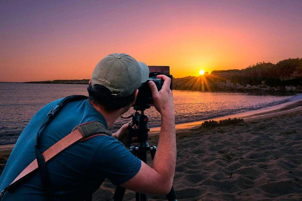Tutorial para sacar fotos de paisajes más bonitas