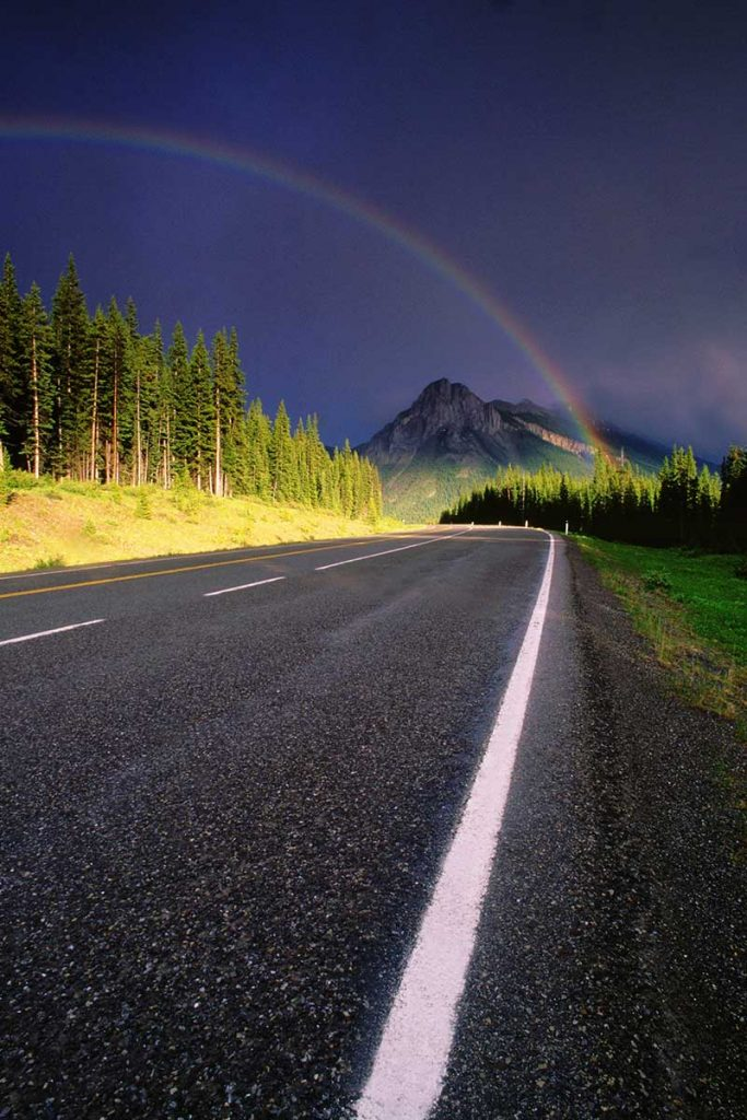 fotos de paisajes de montaña