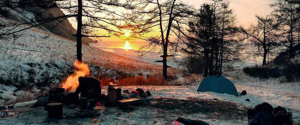 Supervivencia invernal en la naturaleza
