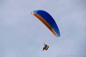 Parapente: un deporte para volar como un pájaro