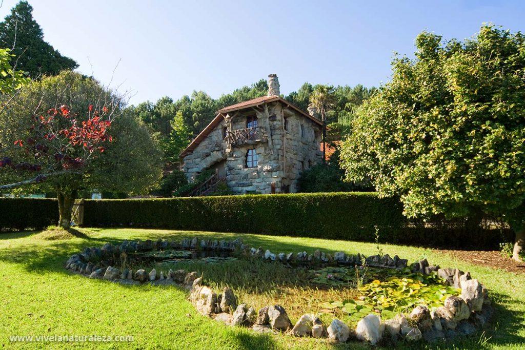 Ven a visitar el Parque Natural del Monte Aloia, el primer parque natural de Galicia