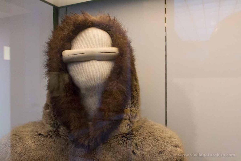 Cómo protegerse del frio con gafas de hueso de foca.