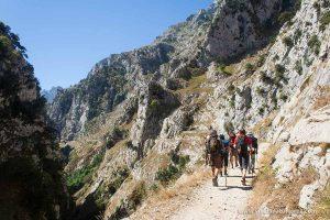 Las empresas de trekking nos facilitarán el trabajo