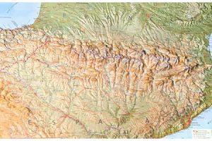 Mapas topográficos para no perderte
