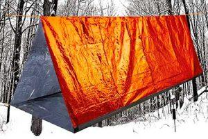 Refugio de emergencia para la montaña y la selva