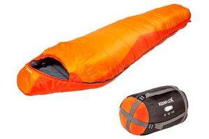 comprar saco de dormir para montaña