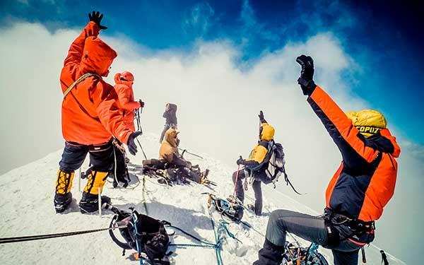 Tips de supervivencia en la montaña, actividades de supervivencia