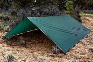 campamento de supervivencia